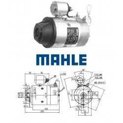 Motore Mahle codice IM0245