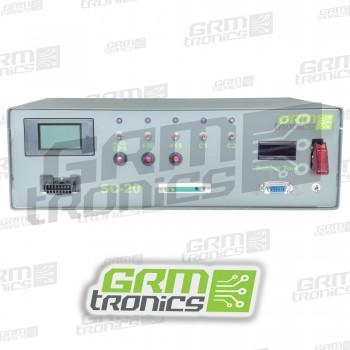 Banco prova SC-20 GRMTronics